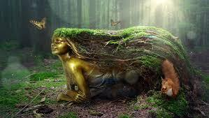 Image result for mythical forest creatures