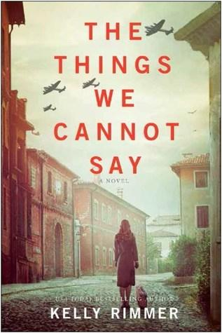 Image result for the things we cannot say book cover