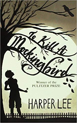 Image result for to kill a mockingbird book