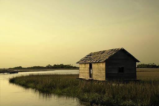Image result for shack in the marsh
