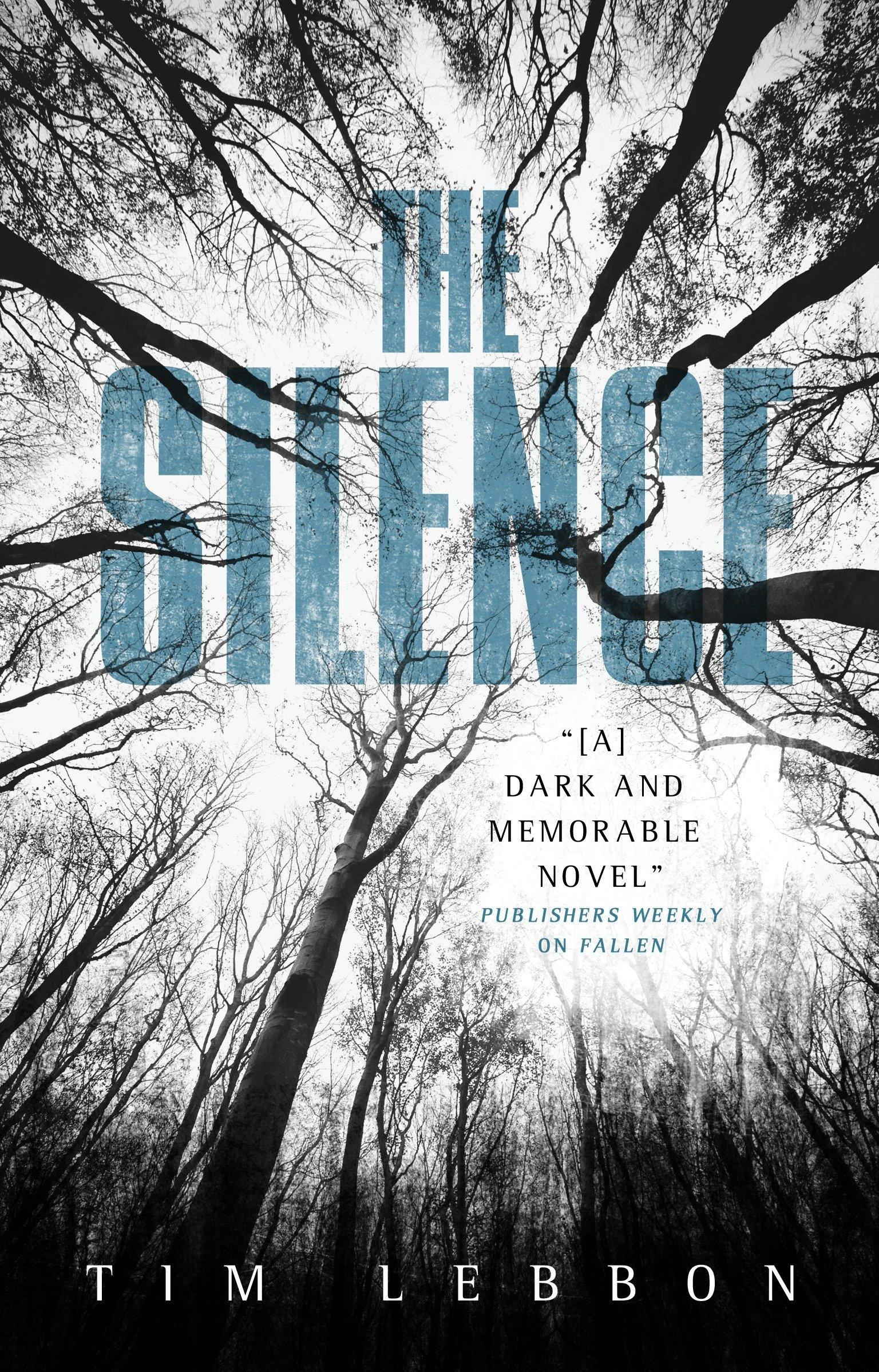 Image result for the silence book cover