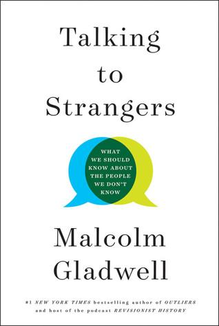 Image result for talking to strangers book cover