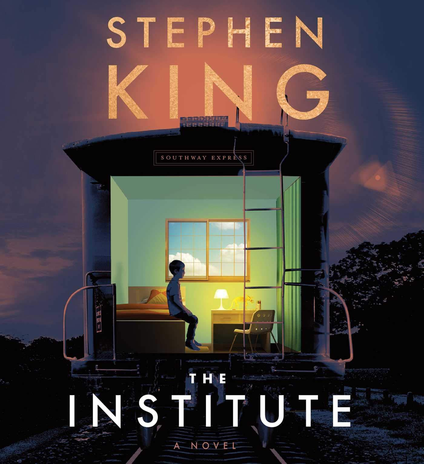 Image result for the institute by stephen king