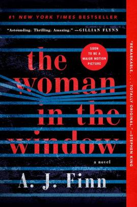 Image result for the woman in the window
