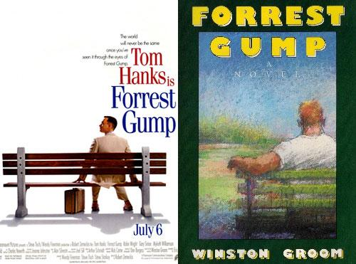 Image result for forrest gump book