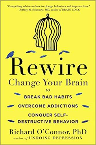 Image result for rewire change your brain to break bad habits
