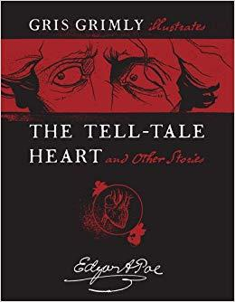 Image result for a tell tale heart book cover