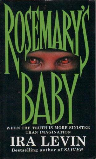 Image result for rosemary's baby book covert