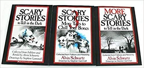 Image result for scary stories to tell in the dark book