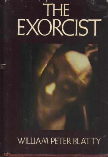Image result for the exorcist book cover