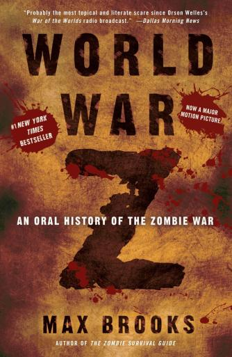 Image result for world war z book cover